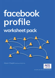 Facebook Profile Drama Worksheet Pack
