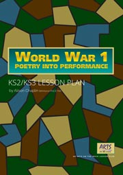 WW1 Poetry Into Performance